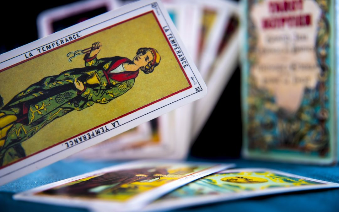 Tarot Cards Meaning (List)