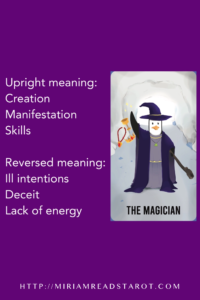 magician tarot