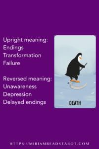 death major arcana