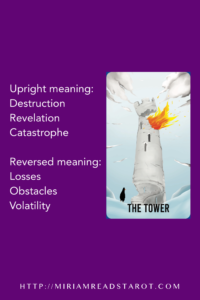 tower major arcana