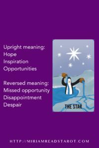 star major arcana