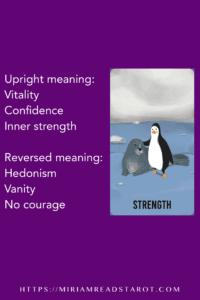 strength major arcana