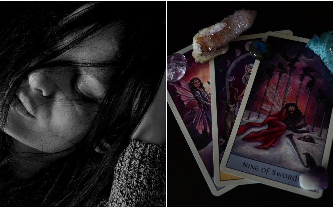 tarot cards and mental health