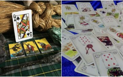 What Are The Five Main Differences Between Tarot And Lenormand?