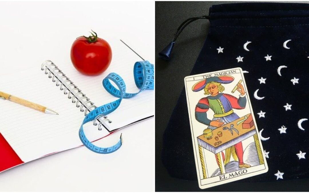 tarot and weight loss