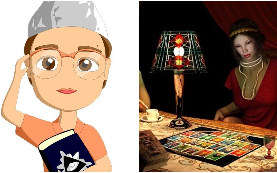 Miriam Reads Tarot
