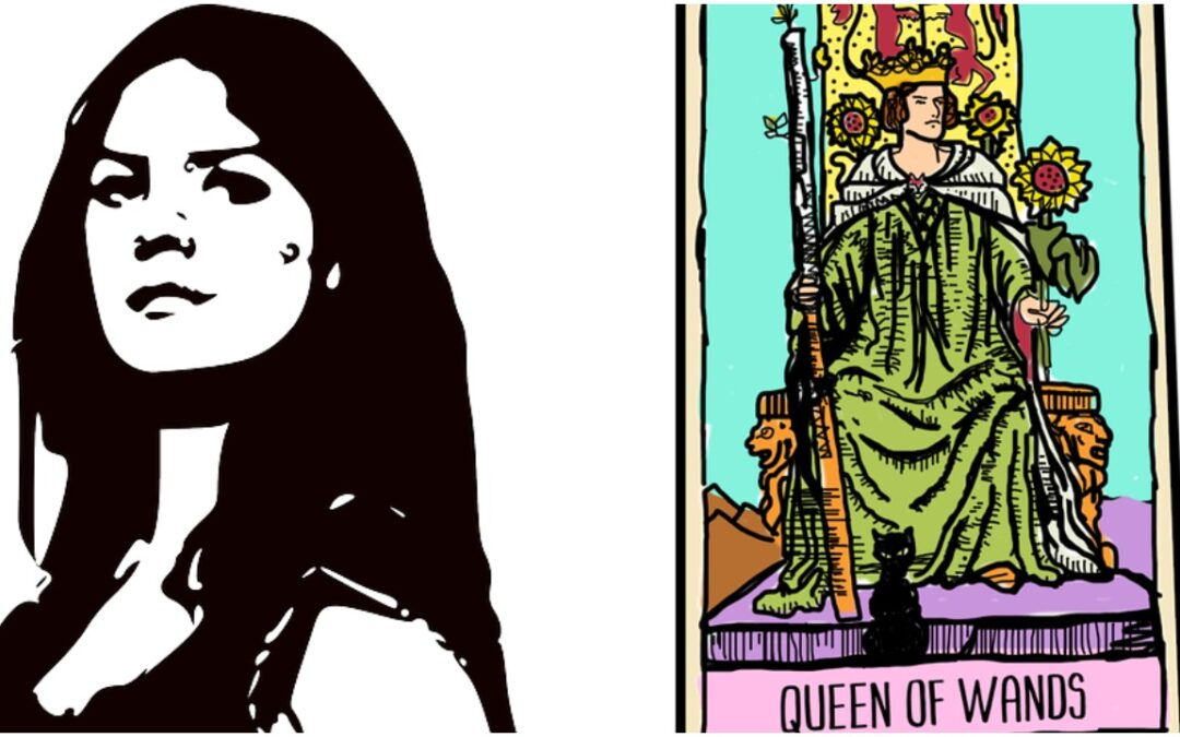Creative Writing: Incorporating The Wand Suit Tarot Cards As Part Of Your Characters' Personalities