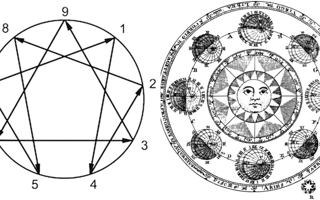 How Are Astrology And The Enneagram Connected?