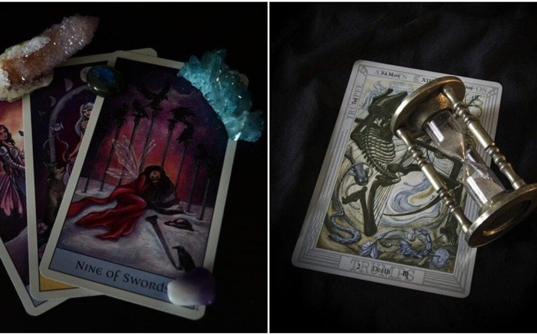10 Tarot Cards That Are Not As Scary As They Seem