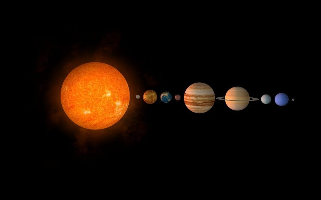 The Retrograde Planets In Your Natal Chart Can Indicate Heavy Past Life Karma
